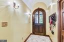 Exquisite Beveled Glass Front Door - 20448 OATLANDS CHASE PL, LEESBURG