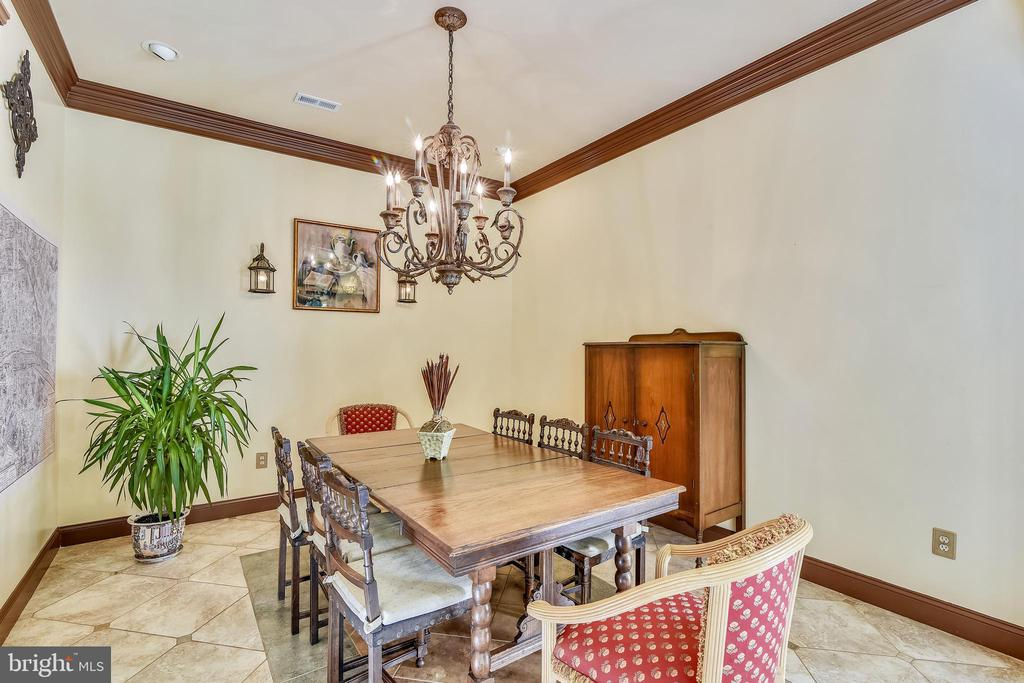 Formal Dining Room - 20448 OATLANDS CHASE PL, LEESBURG
