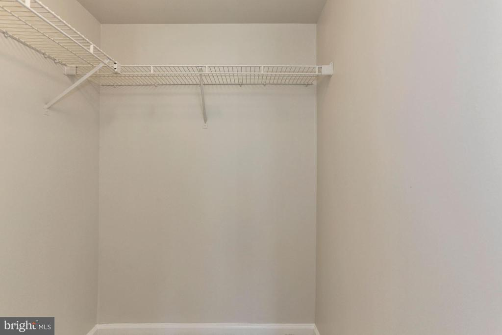 Walk-In Closet - Brand New Carpet, Freshly Painted - 1001 N RANDOLPH ST #214, ARLINGTON