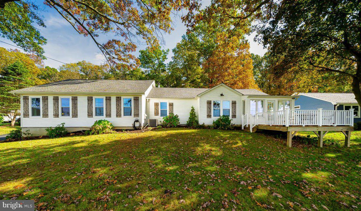 Single Family Homes pour l Vente à Sykesville, Maryland 21784 États-Unis