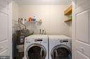 Energy efficient washer and dryer - 6 RUBY DR, STAFFORD