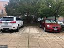 An assigned parking space comes with townhome - 1174 N VERNON ST, ARLINGTON