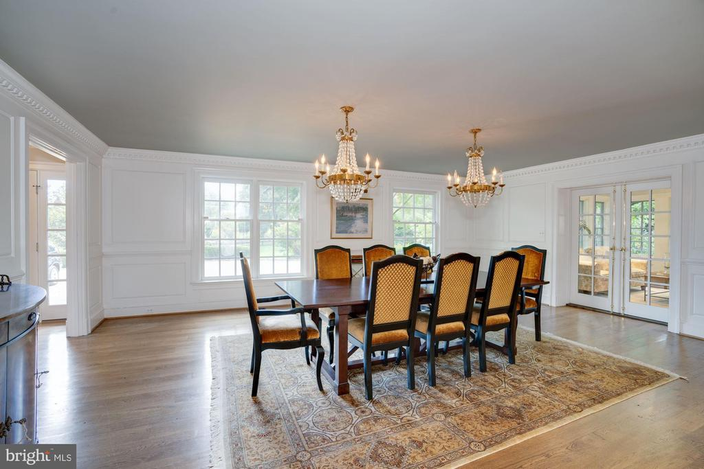 Dining Room - 1201 TOWLSTON RD, GREAT FALLS