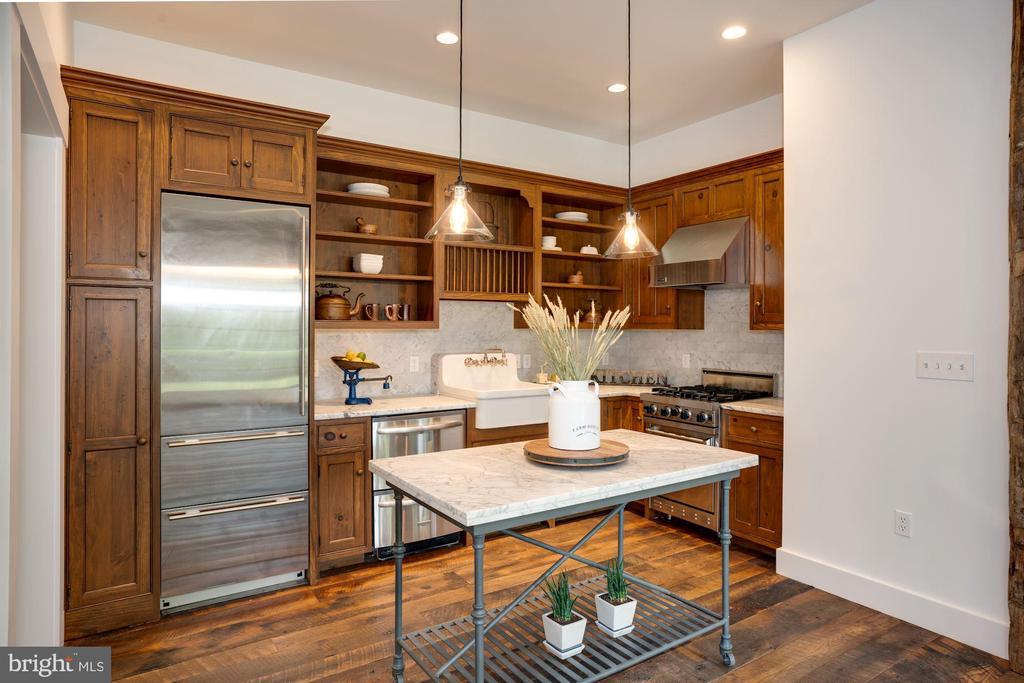 Kitchen - 1201 TOWLSTON RD, GREAT FALLS