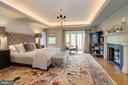Master Suite - 1201 TOWLSTON RD, GREAT FALLS