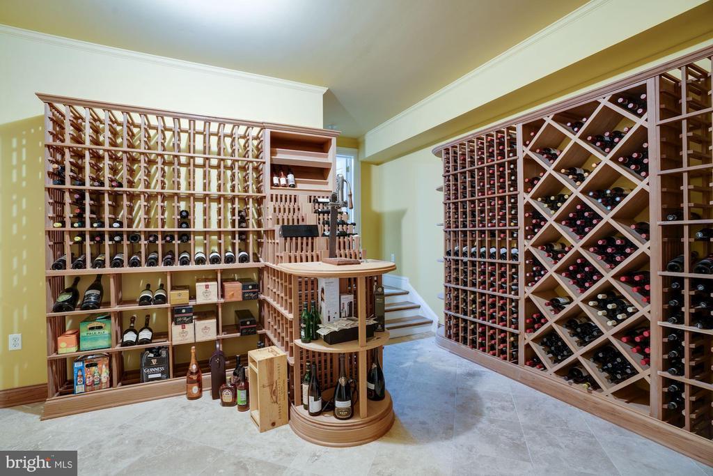 Wine Cellar - 1201 TOWLSTON RD, GREAT FALLS