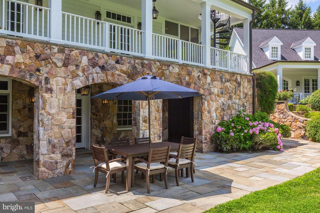 Patio - 1201 TOWLSTON RD, GREAT FALLS