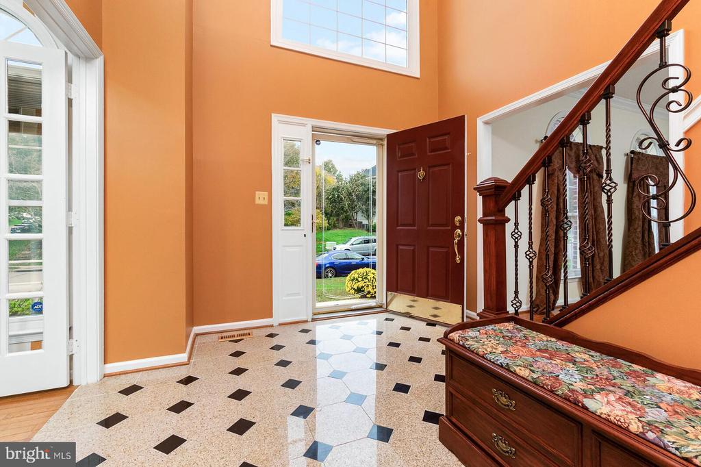 Foyer - 20588 TANGLEWOOD WAY, STERLING