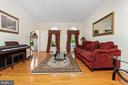 Formal Living Room - 20588 TANGLEWOOD WAY, STERLING