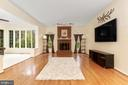 Family Room - 20588 TANGLEWOOD WAY, STERLING