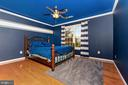 Upstairs Bed 2 (Left) - 20588 TANGLEWOOD WAY, STERLING
