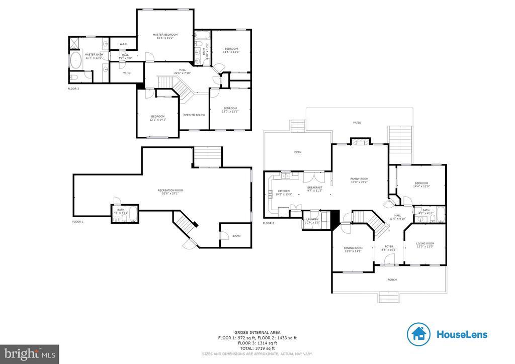 Floorplan - 48 BOULDER DR, STAFFORD
