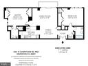 Floor plan - 1301 N COURTHOUSE RD #801, ARLINGTON