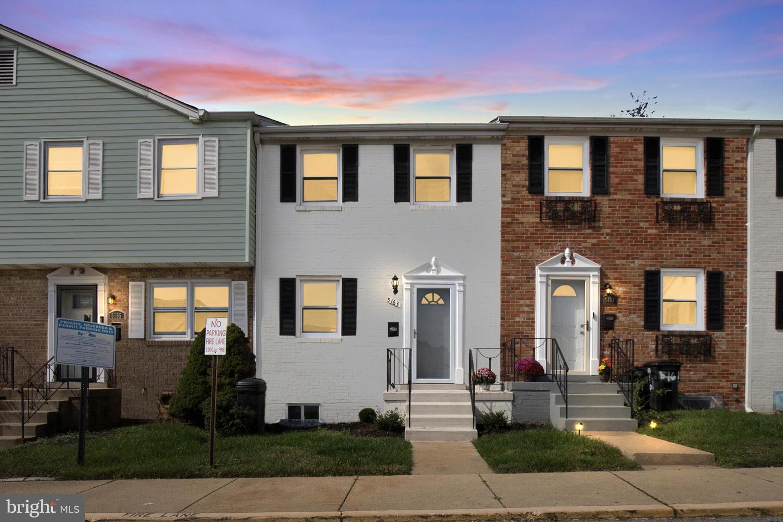 Single Family Homes 용 매매 에 Suitland, 메릴랜드 20746 미국