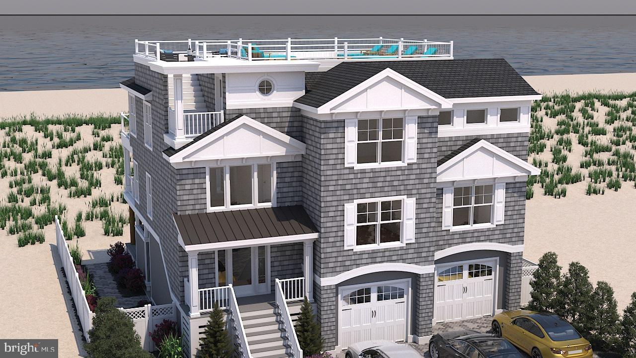 Single Family Homes للـ Sale في Surf City, New Jersey 08008 United States