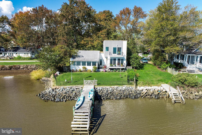 Single Family Homes voor Verkoop op Deale, Maryland 20751 Verenigde Staten