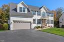 Extra Wide Driveway allows for Easy Access Parking - 10383 SESAME CT, MANASSAS