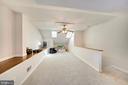 Spacious Third Bedroom/Loft - 1168 N VERMONT ST, ARLINGTON