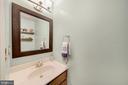 Main Level Half Bath - 1168 N VERMONT ST, ARLINGTON