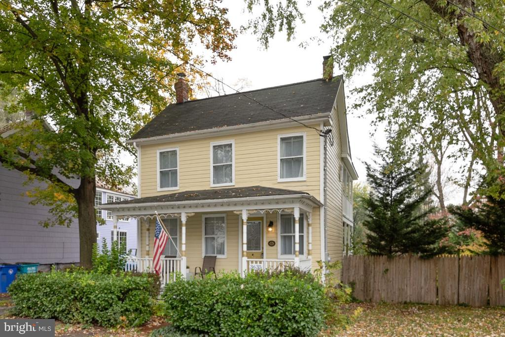 A Charming Victorian with 4 porches! - 3635 BUCKEYSTOWN PIKE, BUCKEYSTOWN