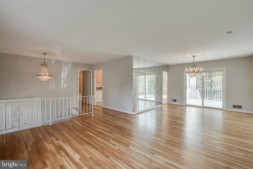 Living Room - 12813 LAYHILL RD, SILVER SPRING