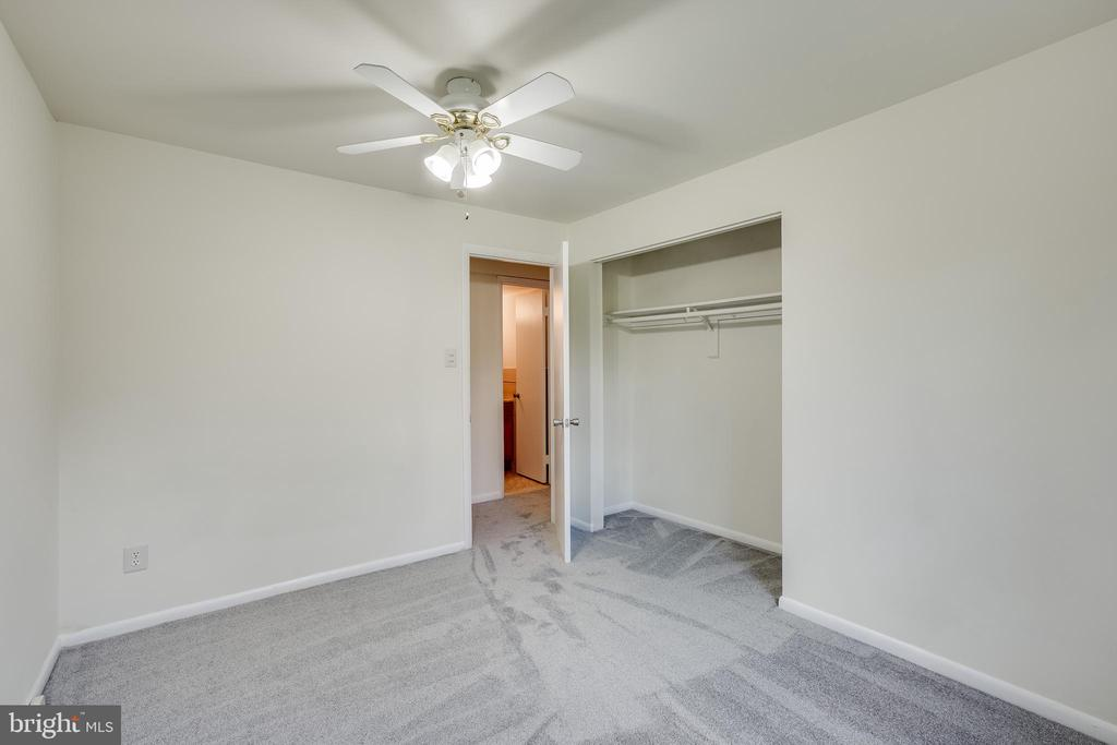 Lower level bedroom 2 - 12813 LAYHILL RD, SILVER SPRING
