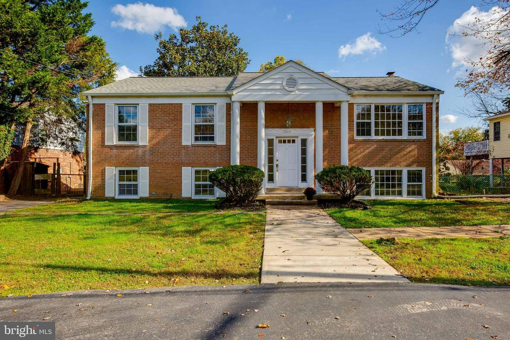 Exterior Front - 12813 LAYHILL RD, SILVER SPRING