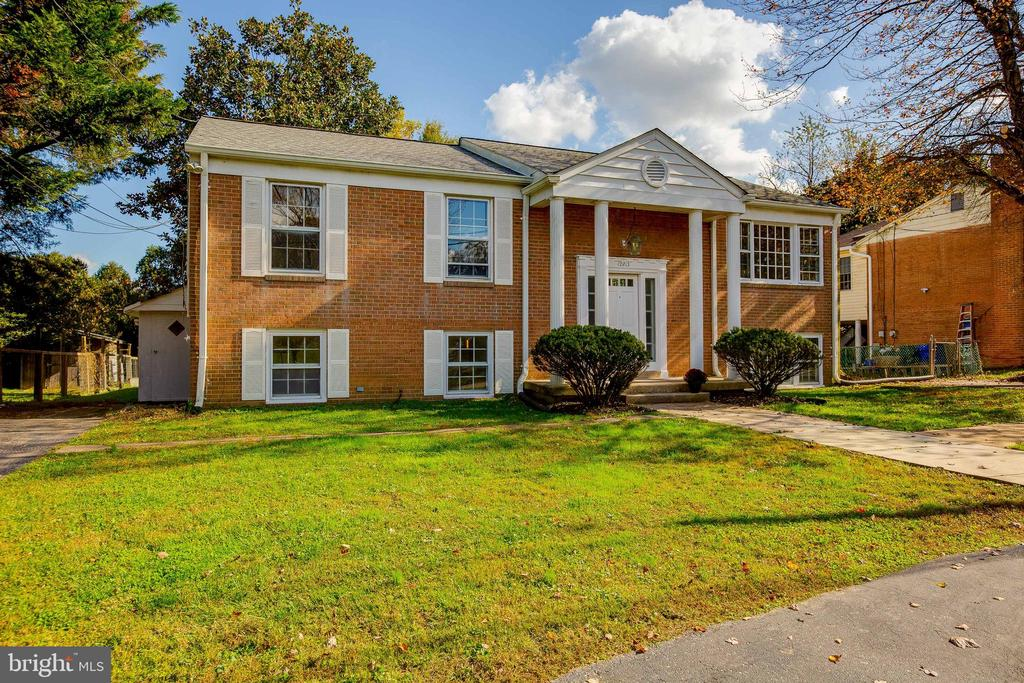 Front of home - 12813 LAYHILL RD, SILVER SPRING