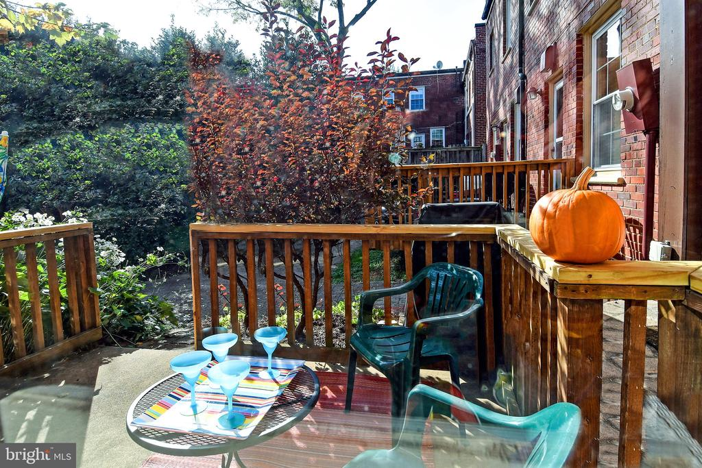Great outdoor relaxing space - 1600 S BARTON ST #747, ARLINGTON