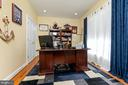 Study With Double Doors On The Main Level - 14001 BANEBERRY CIR, MANASSAS