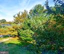 Amazing Tree House View from Bedroom - 1600 S BARTON ST #747, ARLINGTON