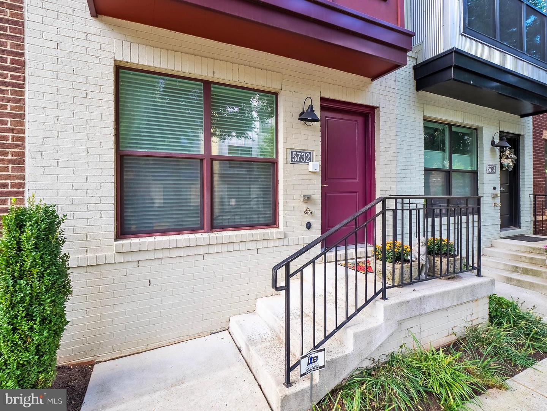 Single Family Homes 용 매매 에 Hyattsville, 메릴랜드 20781 미국
