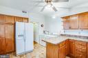 Right side kitchen - 313 WOLFE ST, FREDERICKSBURG