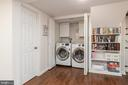 Full size washer and dryer - 3502 HALCYON DR, ALEXANDRIA