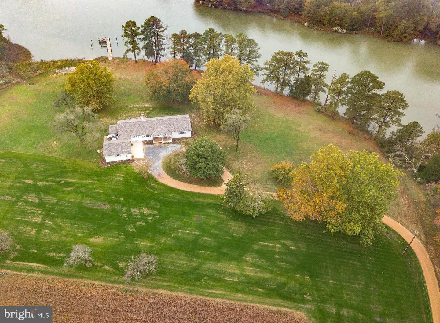 Single Family Homes for Sale at Tall Timbers, Maryland 20690 United States