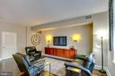 Family Room - 11990 MARKET ST #1803, RESTON