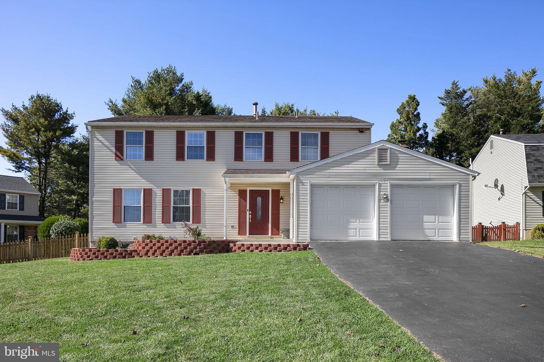Single Family Homes för Försäljning vid Derwood, Maryland 20855 Förenta staterna