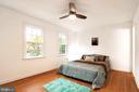 Large Master Bedroom - 6304 TEAKWOOD CT, BURKE