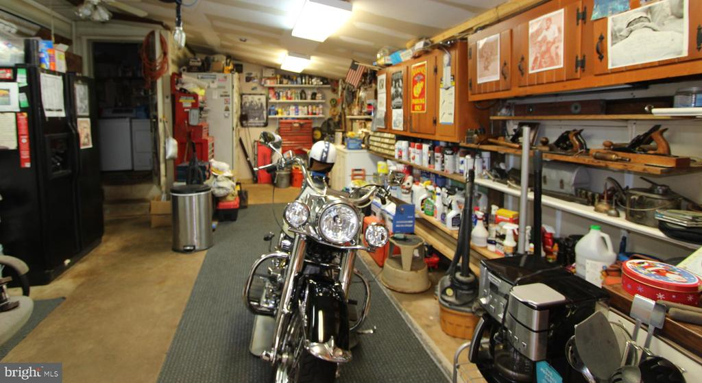 Attached Workshop and Laundry Room. - 7707 DUBLIN DR, MANASSAS
