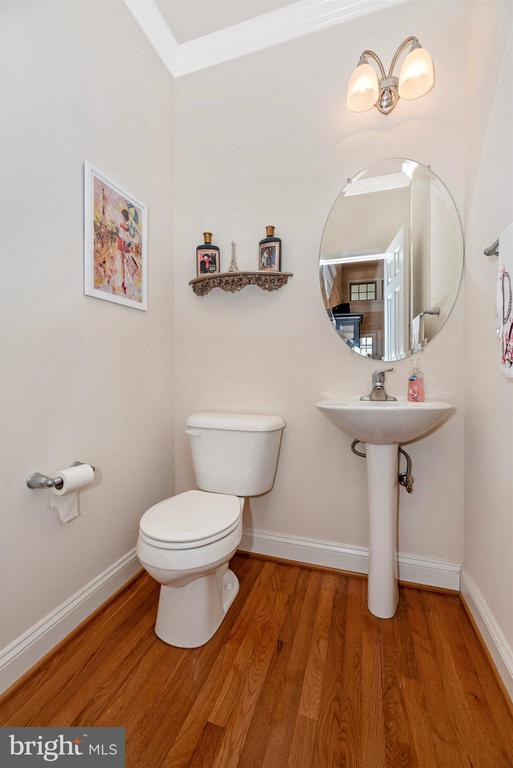 Powder Room - 2513 MILL RACE RD, FREDERICK