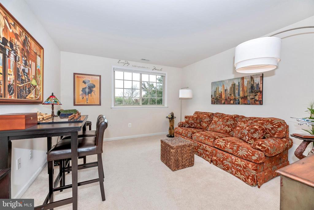 3rd Bedroom with walk-in closet - 2513 MILL RACE RD, FREDERICK