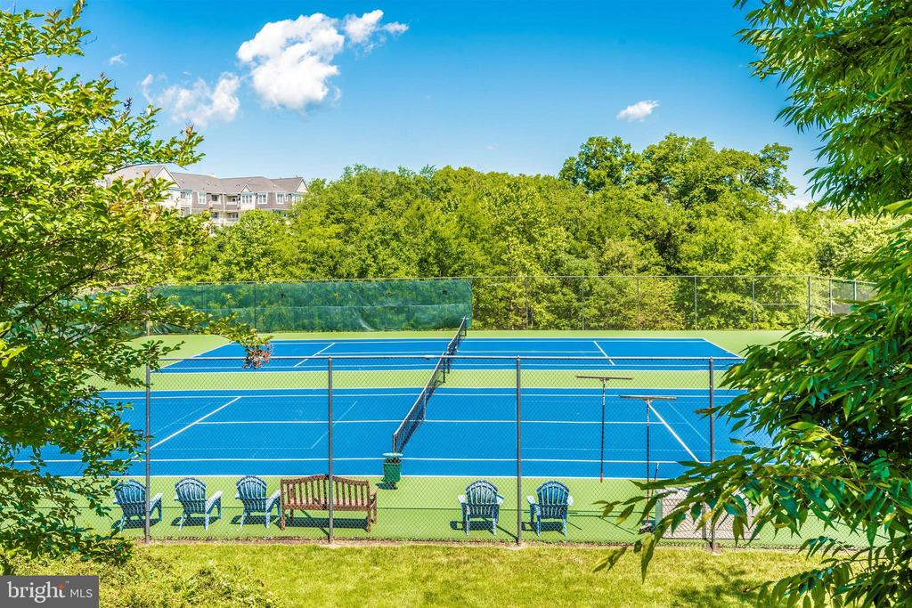 Tennis Courts - 2513 MILL RACE RD, FREDERICK