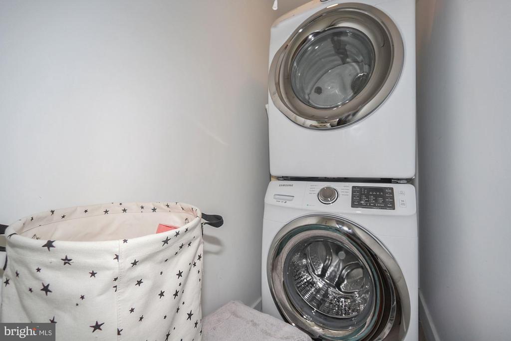Laundry room on 2nd floor - 4319 MURDOCK MILL RD NW, WASHINGTON