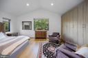 Master bedroom - 4319 MURDOCK MILL RD NW, WASHINGTON