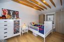 2nd bedroom on 2nd floor - 4319 MURDOCK MILL RD NW, WASHINGTON