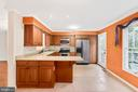 Kitchen - 7833 BLUE GRAY CIR, MANASSAS