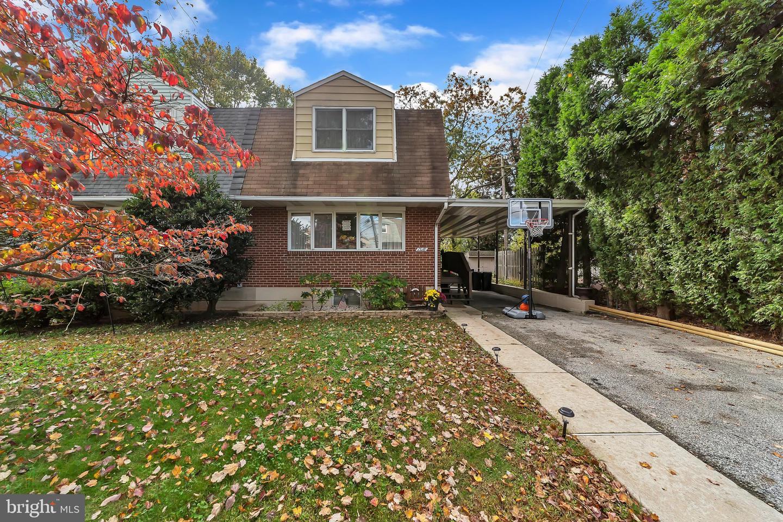 Single Family Homes 為 出售 在 Swarthmore, 賓夕法尼亞州 19081 美國