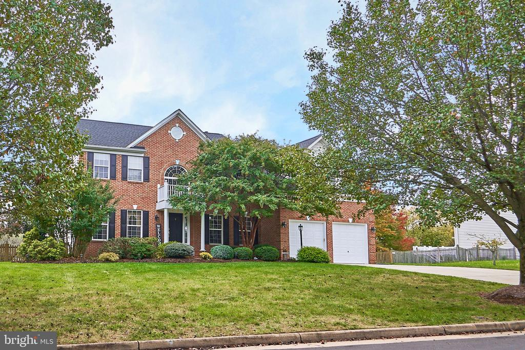 Brick Front; located on a cup-de-sac - 43857 HARTLEY PL, ASHBURN