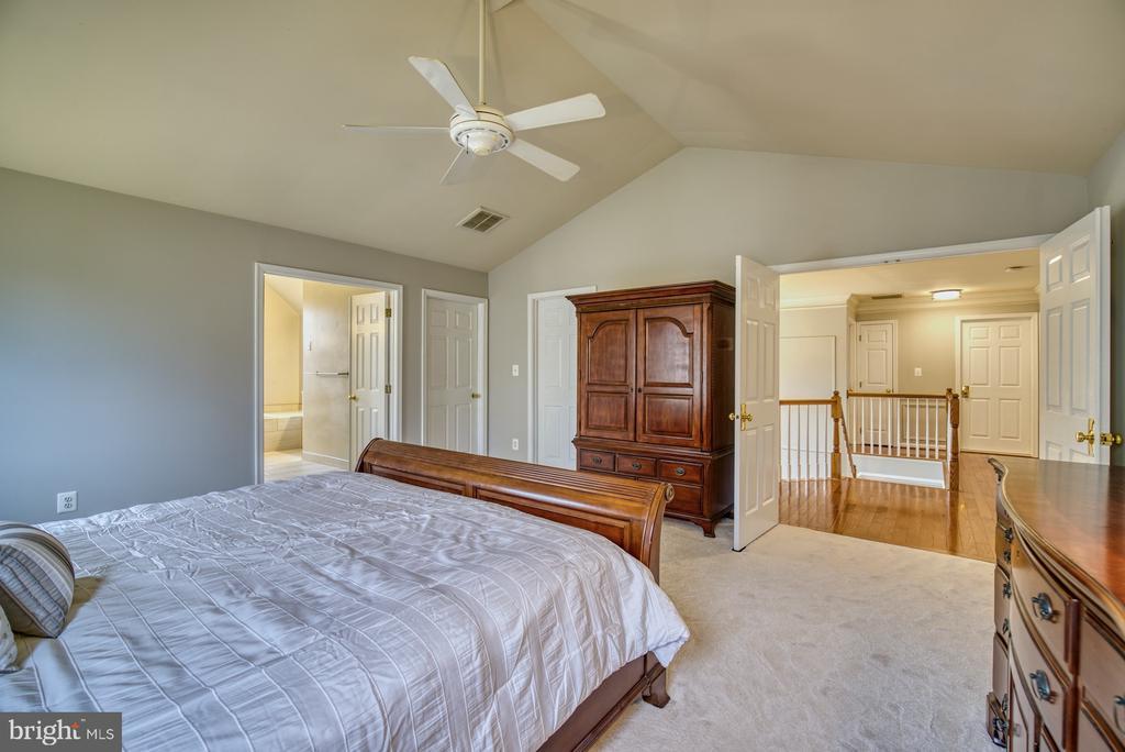 Primary Bedroom - 10868 GROVEHAMPTON CT, RESTON