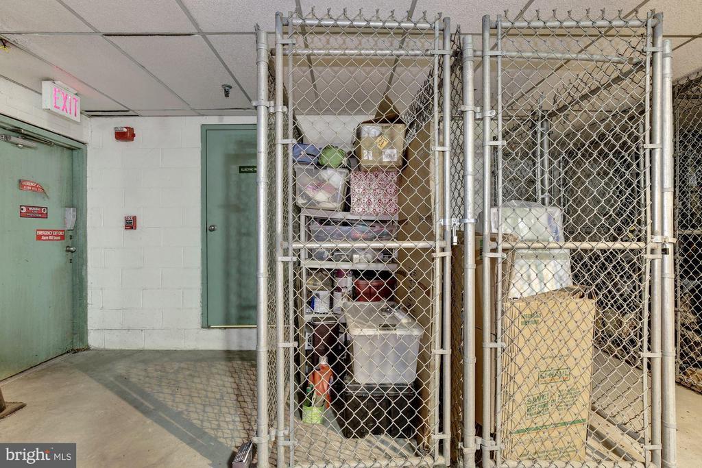 Two Extra Storage Units - 5000 BATTERY LN #1003, BETHESDA
